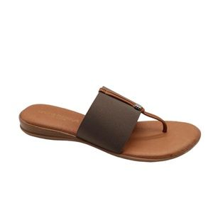 Andre Assous Nice Taupe Sandal 37